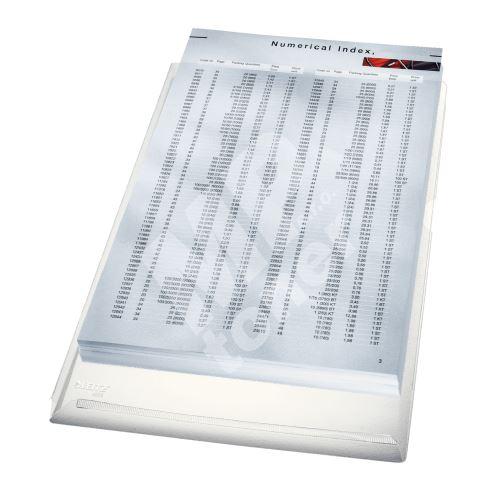 Zakládací obal L Leitz s rozšiřitelnou kapacitou, 170 mic, balení 1