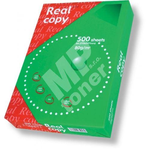 Xerografický papír A4 80g Real Copy 1