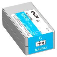 Inkoustová cartridge Epson C13S020564, ColorWorks C831, cyan, GJIC5(C), originál