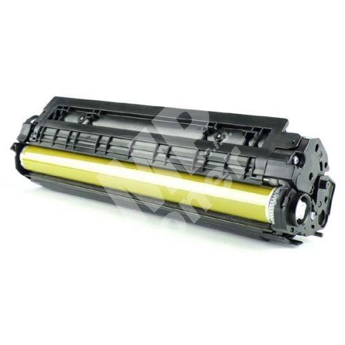 Toner Panasonic DQ-TUY20Y, yellow, originál 1