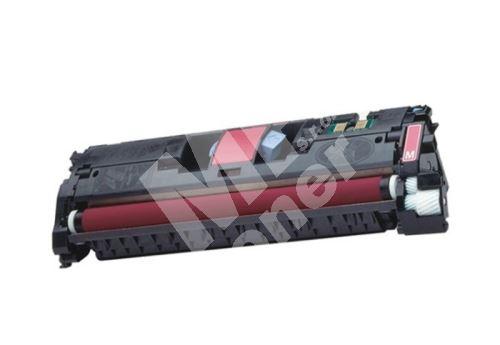 Renovace toneru HP Q3963A, 122A, červená, HP Color LaserJet 2550