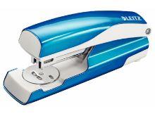 Stolní sešívač Leitz NeXXt WOW 5502, metalický modrý