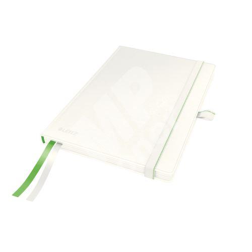 Zápisník Leitz Complete, A5, linka, bílý 1