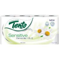 Tento Sensitive Camomile + Vit.amínem E parfémovaný toaletní papír 3 vrstvý 8ks