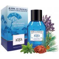 Jeanne en Provence Pánská toaletní voda EDT - Aqua, 100ml