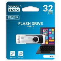 32GB Goodram UTS2, USB flash disk 2.0, černá
