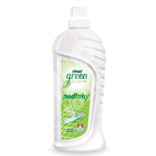 Real green clean podlahy, 1 litr 1