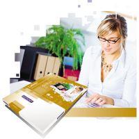 Samolepící etikety Rayfilm Office 38x21,2 mm 100 archů R0100.0102A 2