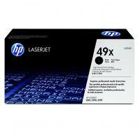 Toner HP Q5949X, LaserJet 1320, 3390, 3392, black, 49X, originál