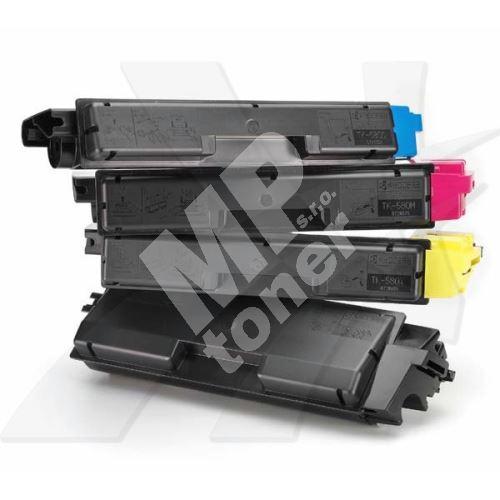 Toner Kyocera TK-580K, black, MP print 1