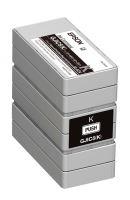 Inkoustová cartridge Epson C13S020563, ColorWorks C831, black, GJIC5(K), originál