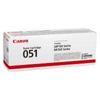 Toner Canon CRG 051, black, 2168C002, originál 2