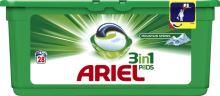 Ariel 3v1 Mountain Spring gelové kapsle na praní prádla 28 kusů 837,2 g