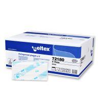 Ručníky papírové skládané CELTEX V Time 3510ks, bílé, 2vrstvy cena za balení (72180)