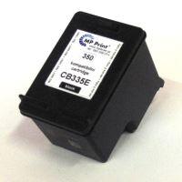 Renovace cartridge HP CB335EE Officejet J5780, J5785, černá, No. 350, 18 ml