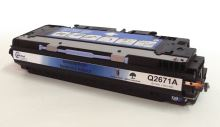 Renovace toneru HP Q2671A modrá pro HP Color LaserJet 3550