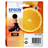 Inkoustová cartridge Epson C13T33514012, Expression Premium XP-530, black, 33XL, originál