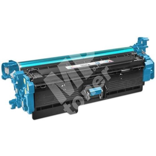 Toner HP CF361X, cyan, MP print 1