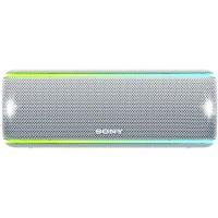Reproduktor bezdrátový Sony SRS-XB31, BT/NFC, bílý