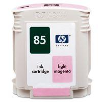 Inkoustová cartridge HP C9429A světle červená, No. 85 originál
