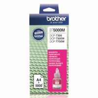 Inkoustová cartridge Brother BT-5000M, DCP-T300, DCP-T500W, magenta, originál