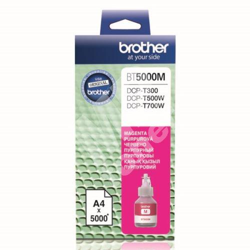 Cartridge Brother BT5000M, magenta, originál 1