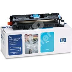 Toner HP C9701A modrá HP Color LaserJet Jet 2500 originál