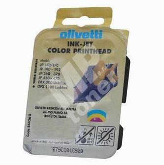 Inkoustová cartridge Olivetti 84436 color, JP-170, 360, 370, 450, 470 , originál