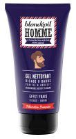 Blondépil Pánský Čistící gel na obličej a vousy, 150ml
