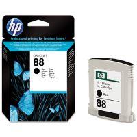 Inkoustová cartridge HP C9385AE OfficeJet K5400, L7580, černá, No. 88 originál