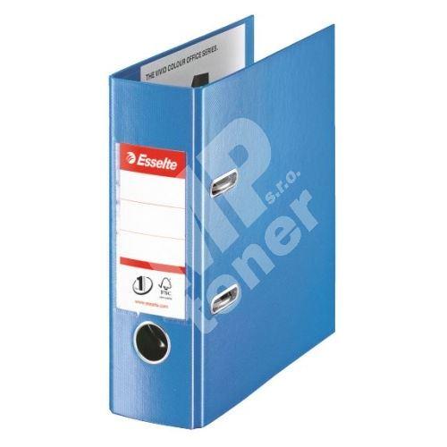 Pákový pořadač Esselte No. 1 Power z PVC A5 75 mm VIVIDA, modrý 1