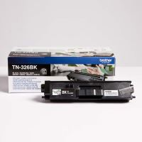 Toner Brother TN-326BK, HL-L8350CDW, HL-L9200CDWT, black, TN326BK, originál