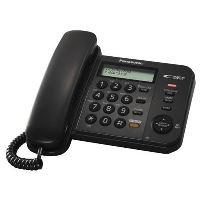 Telefon Panasonic KX-TS 580FXB černý
