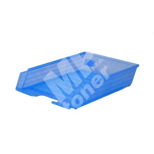 Box na papír Chemoplast poloprůhledný, světle modrý 2