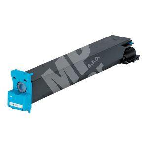 Kompatibilní toner Konica Minolta TN-210C, Bizhub C250, cyan, TN210, MP print