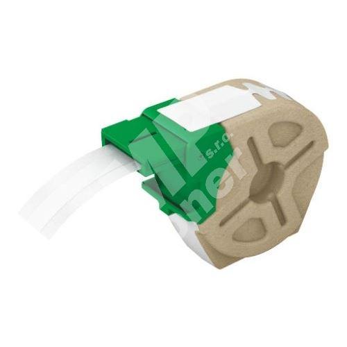 Plastová páska samolepicí Leitz Icon, 12 mm, bílá 1
