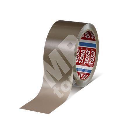 Balící páska 4263, hnědá, 48 mm x 66 m, univerzální, Tesa (36ks) 1