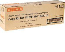 Toner Utax CD-1016, 1120, DC2016, 2120, 1216, 2116, černý, originál