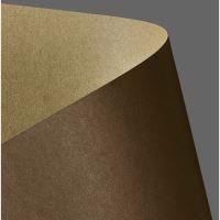 Kreativní papír Kraft, hnědý, 275g, 20ks