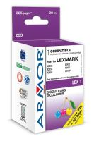 Kompatibilní cartridge Lexmark 18C0781 No. 1 , 18CX78, X2450, X3450, Z730, Z735 Armor