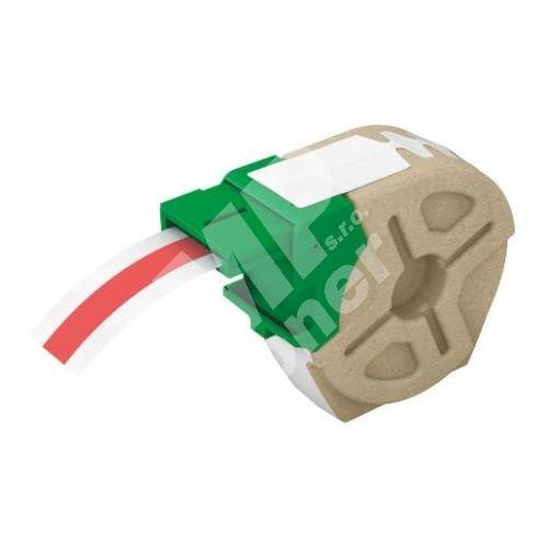 Plastová páska samolepicí Leitz Icon, 12 mm, červená 1
