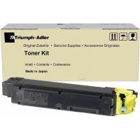 Toner Triumph Adler 1T02NRATA0 P-C3061, P-C3060MFP, P-C3065MFP, yellow, originál