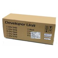 Developer Kyocera DV-560C, FS-C5350, cyan, originál