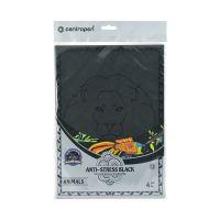 Antistresové omalovánky Centropen 9997 Anti-stress Black Animals, 4ks
