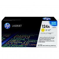 Toner HP Q6002A, Color LaserJet 2600N, 1015, yellow, 124A, originál