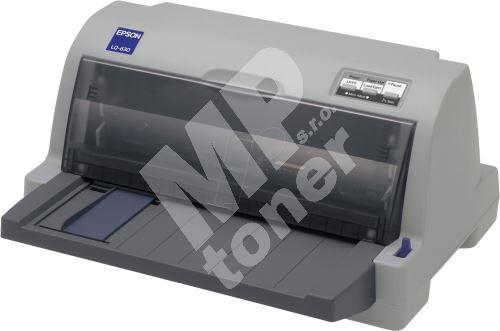 Epson LQ-630, A4, 24 jehel, 360 zn/s, USB 2.0 1