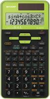 Kalkulačka Sharp EL-531TGGR, zelená
