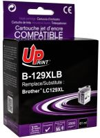 Kompatibilní cartridge Brother LC-129XLBK, MFC J6920DW, black, UPrint