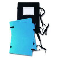 Deska spisová A3, jednostranná, modrá