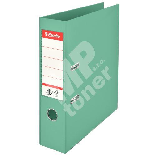 Pákový pořadač Esselte Colour Ice A4, zelená, 75 mm 1